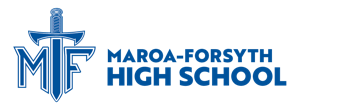 Maroa Forsyth High School Logo
